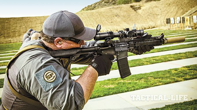 Gun Test: Daniel Defense's MK18 5.56mm SBR   SOCOM-born 5.56mm SBR dominates in close quarters with unshakeable reliability!