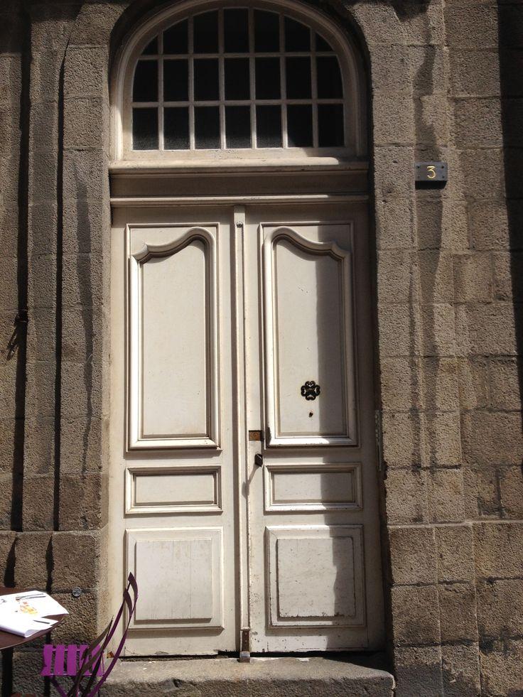 Door from Normandy, France