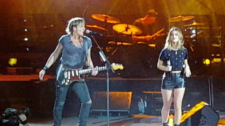 "Keith Urban & Marin Morris in Kansas City ""We Were Us"" 06-02-16"