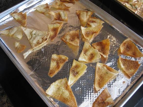 simple pita chips | Recipes | Pinterest
