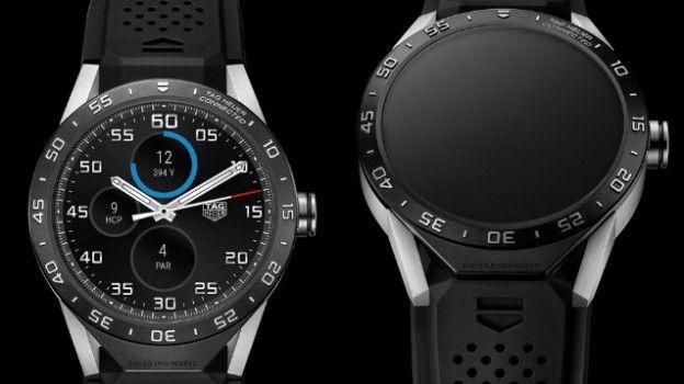 """Tag Heur, azienda svizzera nota per i suoi orologi di lusso e per i cronografi di alta qualità, annuncia il suo primo smartwach luxury, il """"Tag Heur Connected watch"""", un orologio davvero bello e ben costruito con funzioni smart anche dedicate al fitness."""