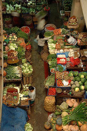 Market Denpasar - Bali