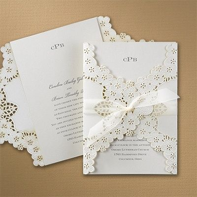 26 Best Laser Cut Wedding Or Event Invitations Images On Pinterest