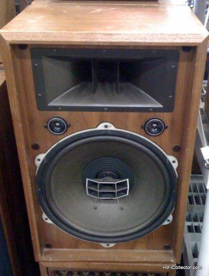 vintage pioneer speakers click on photo for full story. Black Bedroom Furniture Sets. Home Design Ideas