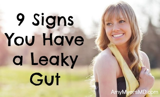9 Signs You Have A Leaky Gut. The gut is the gateway to health. If your gut is healthy, chances are that you're in good health. Fix your leaky gut.