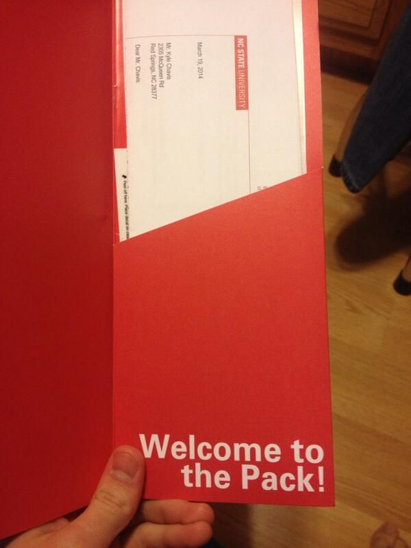 Best University Offer Letters Images On   Colleges
