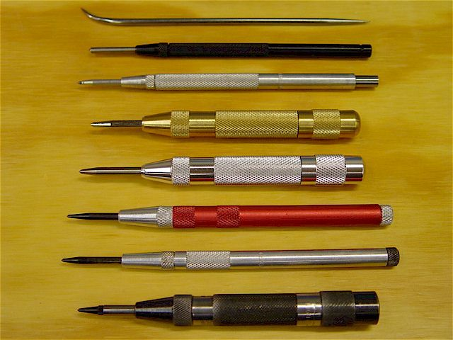 25 Best Ideas About Automatic Center Punch On Pinterest