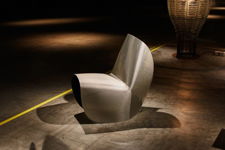 Check this out: Zaha Hadid's Kuki Chair Gets a Redesign. https://re.dwnld.me/bKzsk-zaha-hadid-s-kuki-chair-gets-a-redesign