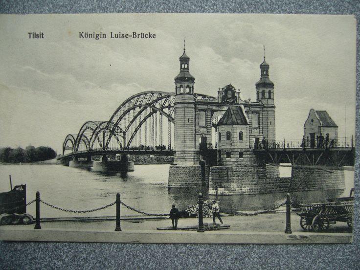 Tilsit, Königin Luise-Brücke