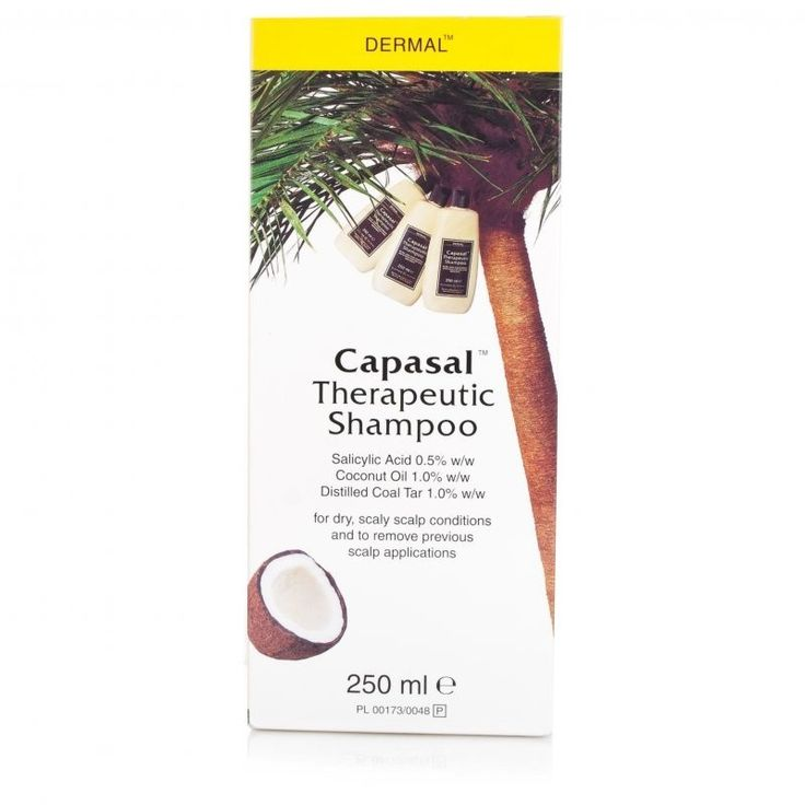 Capasal Therapeutic Shampoo available for online buying at Chemist Direct. It is for the treatment of dry and irritated scalp conditions.