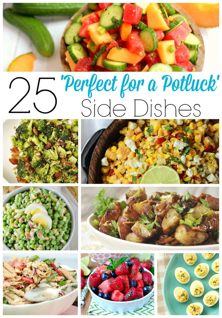 17 best ideas about potluck side dishes on pinterest