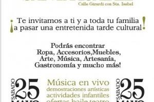 Sabado cultural: locatarios emblemáticos y vecinos organizan recorrido cultural