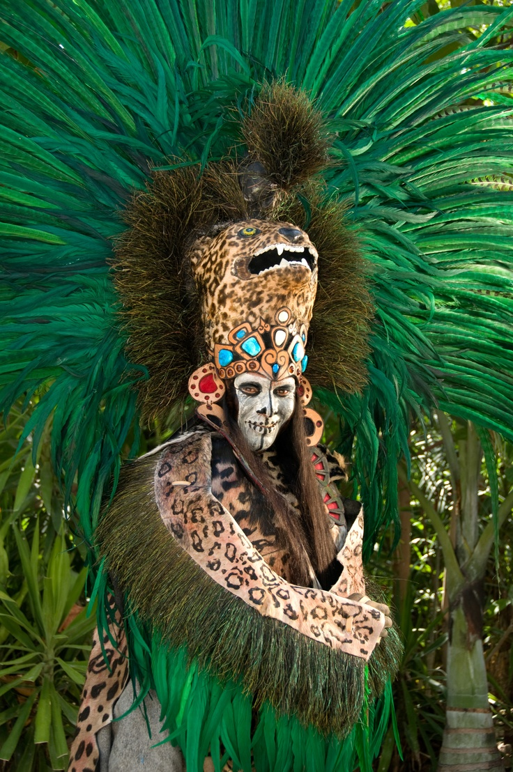 Maya Xcaret, Yucatán Peninsula, Mexico