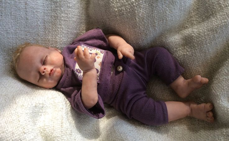 Minibaby, polymeerklei