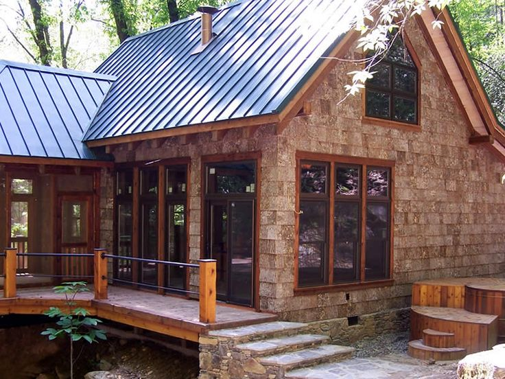 17 Best Images About Bark Siding On Pinterest Outdoor