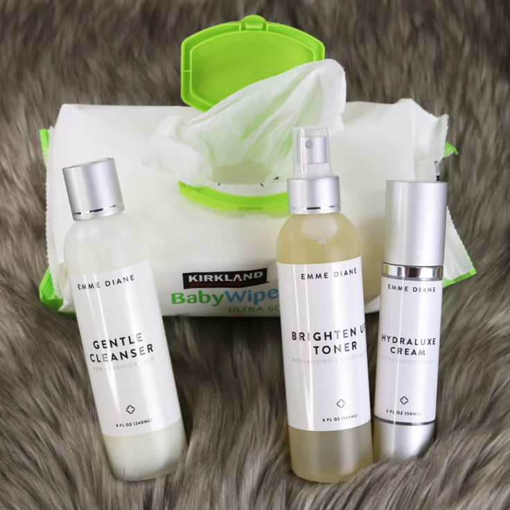 Emme diane cruelty free acne skincare products back acne