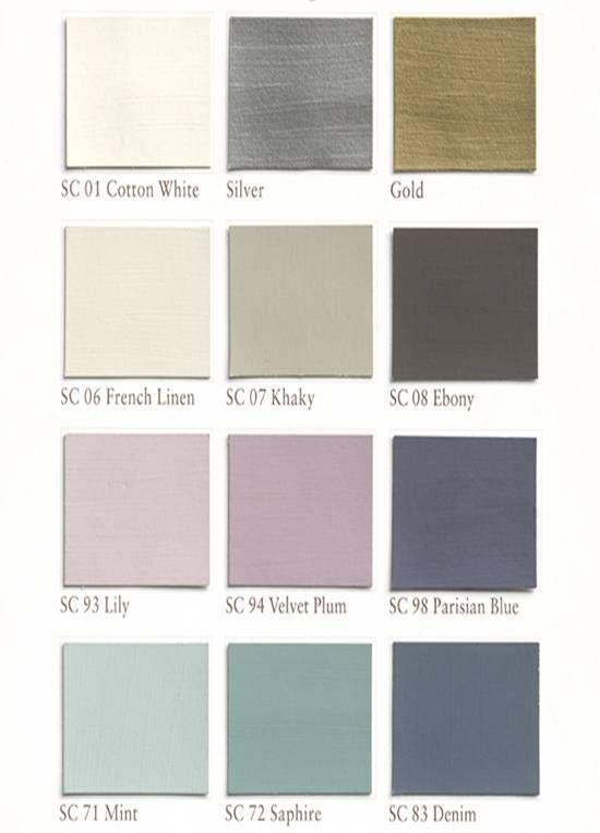 Shabby Chic Barvy Wohnzimmer Farbe Wohnzimmerfarben Und