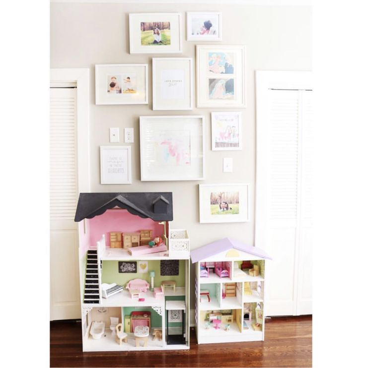 Sharing all of the details of our girls shared big girl room! Lots of Links and project details!