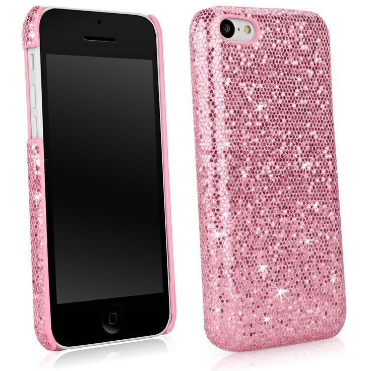Amazon.com: BoxWave Glamour & Glitz Apple iPhone 5c Case ...