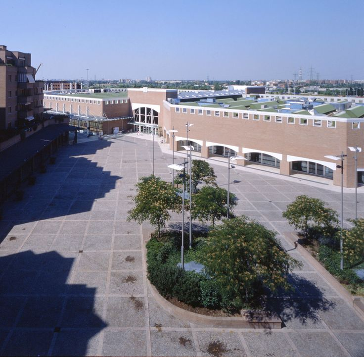 Ampliamento centro commerciale casalecchio di reno bo for Casalecchio di reno bologna hotel