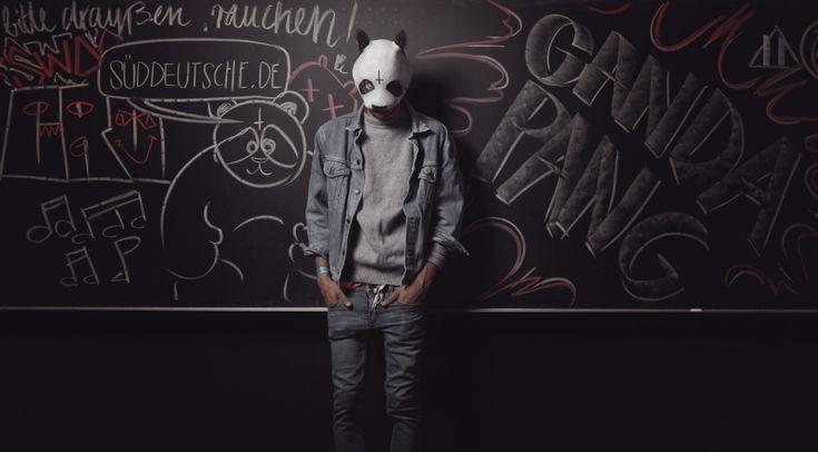 Famous german Rapper and Designer