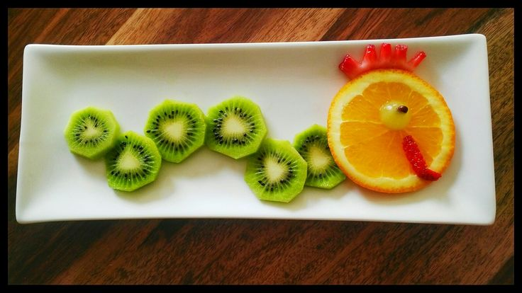 Fruity worm