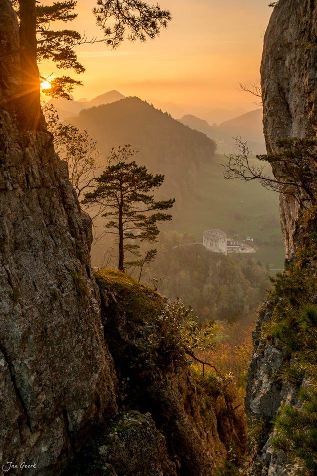 """Autumn Castle"" by Jan Geerk on 500px"