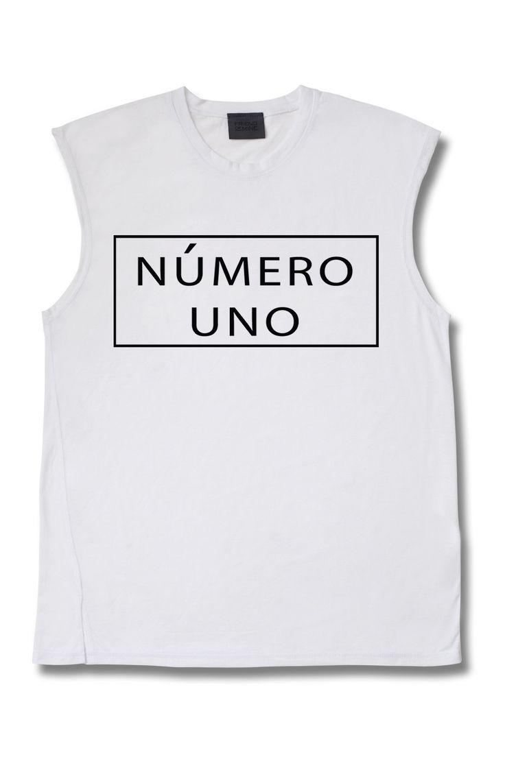 Shirt design killeen tx - Friend Of Mine Numero Uno Tank White Liked On Polyvore Featuring Tops Shirts White White Cotton Tops Cotton Tank Colorblock Shirt Block Tank And