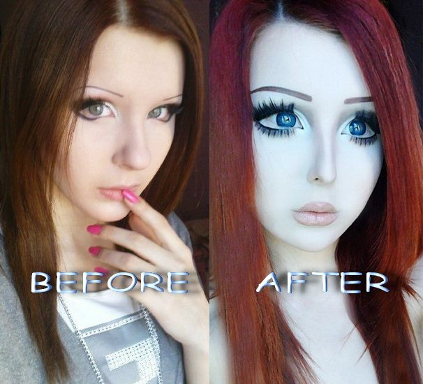 Real Life Barbie Before Plastic Surgery… | Can't Be Unseen ...