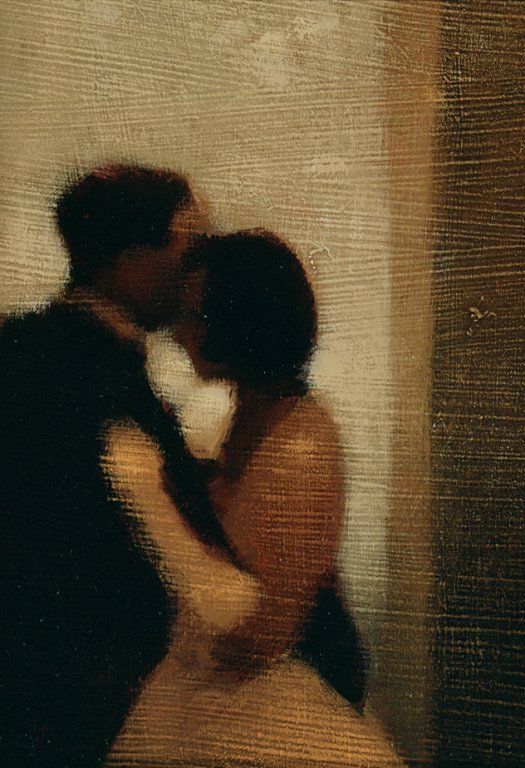 Anne Magill - love the feeling of this