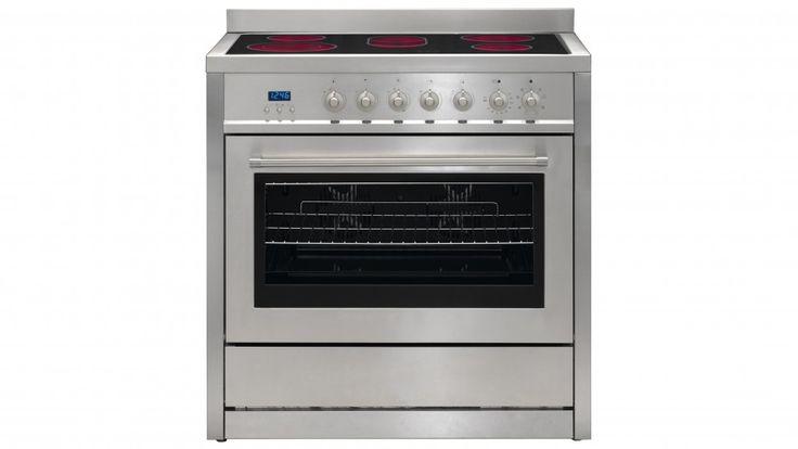 Euromaid 90cm Professional Series Freestanding Cooker - Appliances - Kitchen Appliances | Harvey Norman Australia