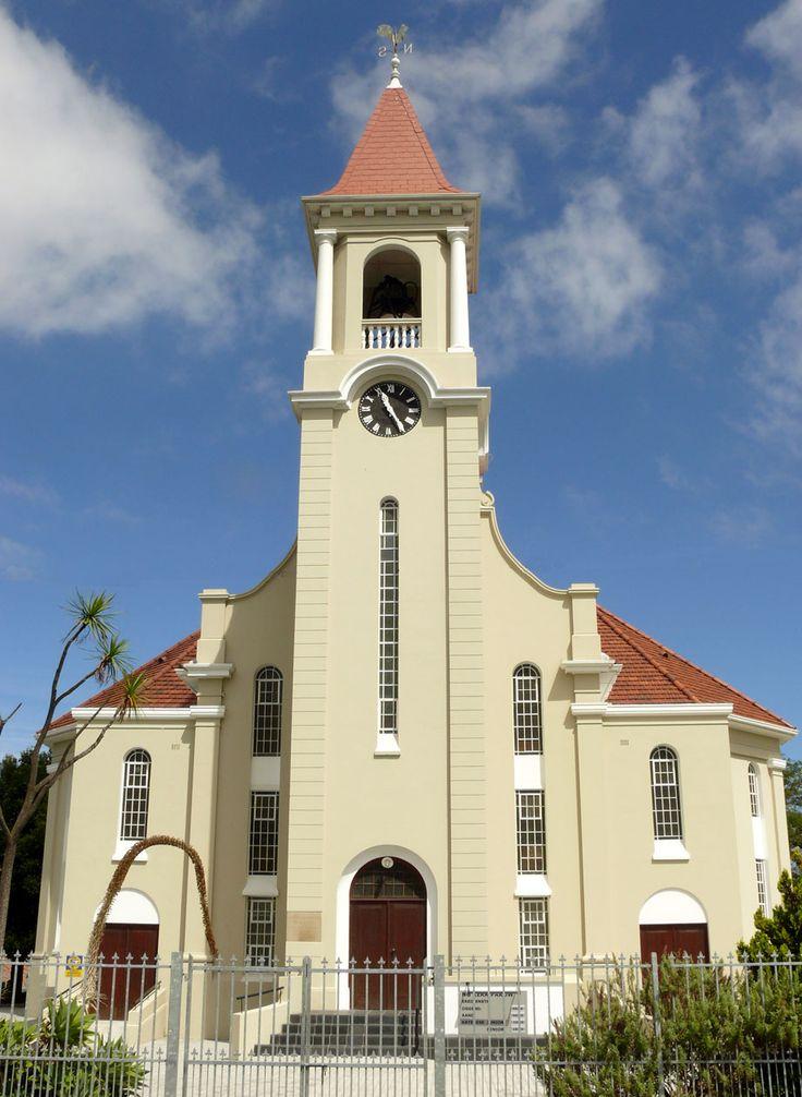 Gebou van die NG gemeente Parow, Kaapland