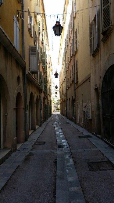 Street in Toulon