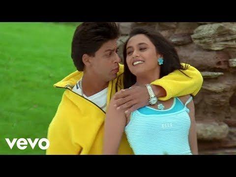 Kuch Kuch Hota Hai Lyric Title Track Shah Rukh Khan Kajol Rani Mukherjee Youtube Youtube Haiku