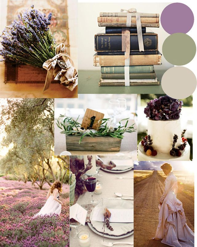 wedding colors plum and sage | Lavender, Sage and Sand | Taylor Made Weddings