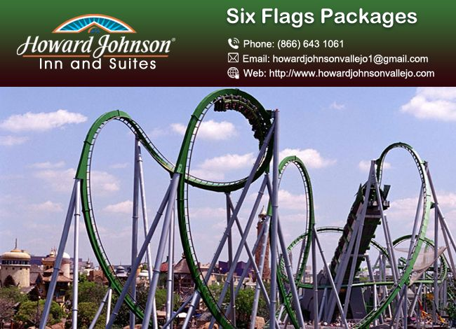The Howard Johnson is an superb choice when searching for out hotal, as plan your loved ones go back and forth. There are providing six flags packages. http://bit.ly/1NIYf6E