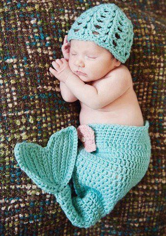 I think I create a baby manatee outfit using this idea.