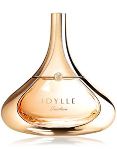 """Guerlain - Idylle Eau de Parfum - """"I imagined for IDYLLE a bouquet of fresh and joyous flowers, symbol of love: lily of the valley, lilac, freesia, peony, jasmine and a sublimated raw material, the blend of bulgarian roses, married with the chypre sensuality."""" Thierry Wasser, Parfumeur Guerlain."""