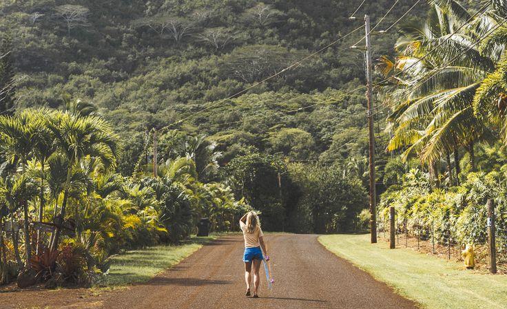 hanalei // kauai, hawaii