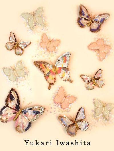 Giambattista Valli の画像|オートクチュール刺繍 Yukari Iwashita