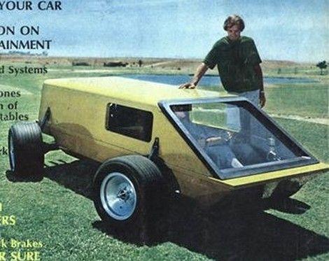 Curtis Brubacker's box - 1970