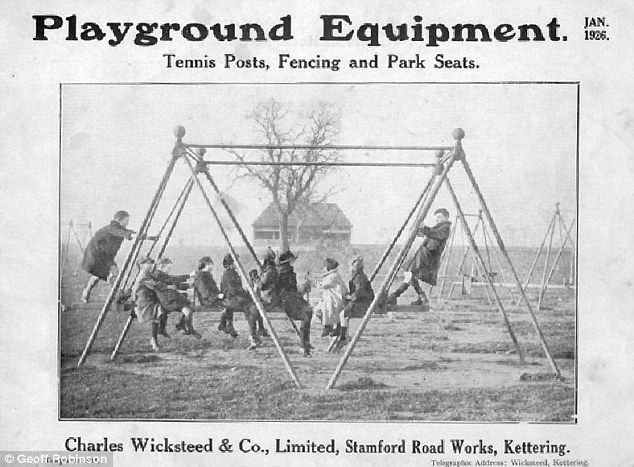 17 Best Images About Playgrounds From The Past On