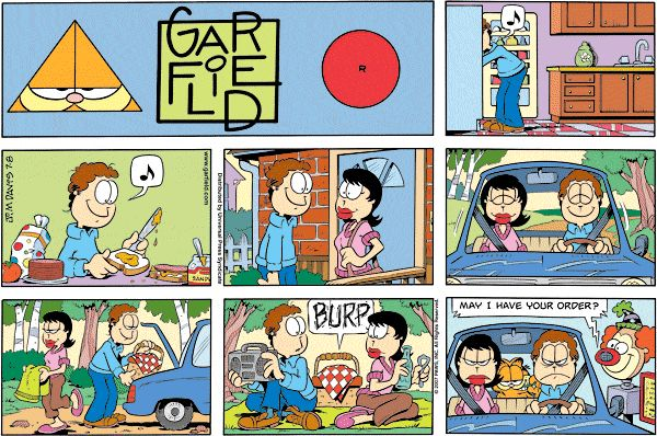 A Late 70s Comic Strip That Became So Popular An Animated