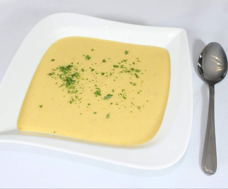 Rezept Feine Kartoffelcremesuppe von regina4kaa - Rezept der Kategorie Suppen