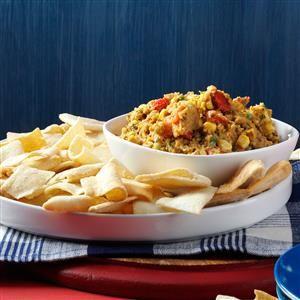 Southwest Hummus Dip Recipe