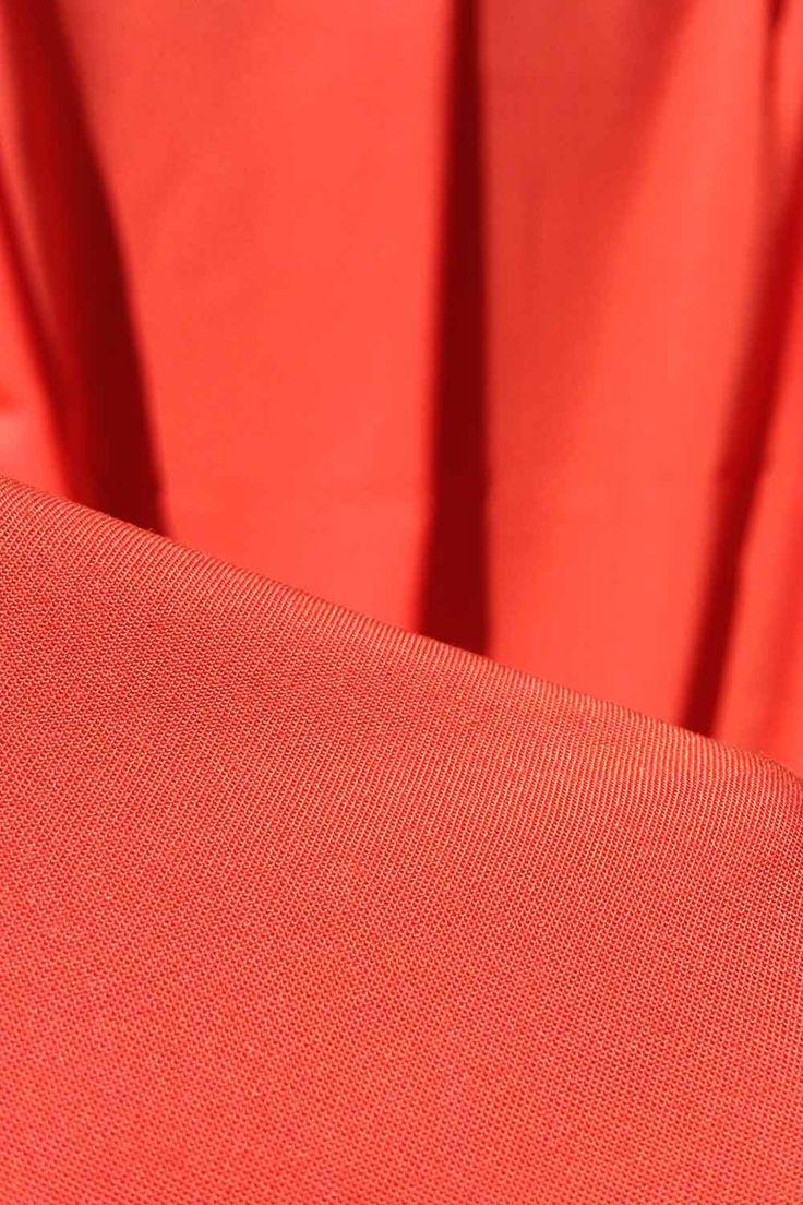 "Coquelicot Scarf Hijab description:  Cotton Color: Orange Length: 78"" or 200cm Width: 29"" or 75cm   http://hijabila.com/product/orange-cotton-hijab/"