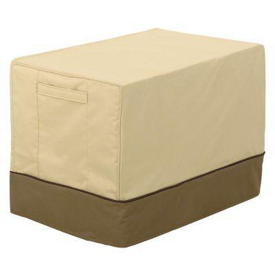 Classic Accessories Veranda Window Air Conditioner Cover - 55-452-150301-RT