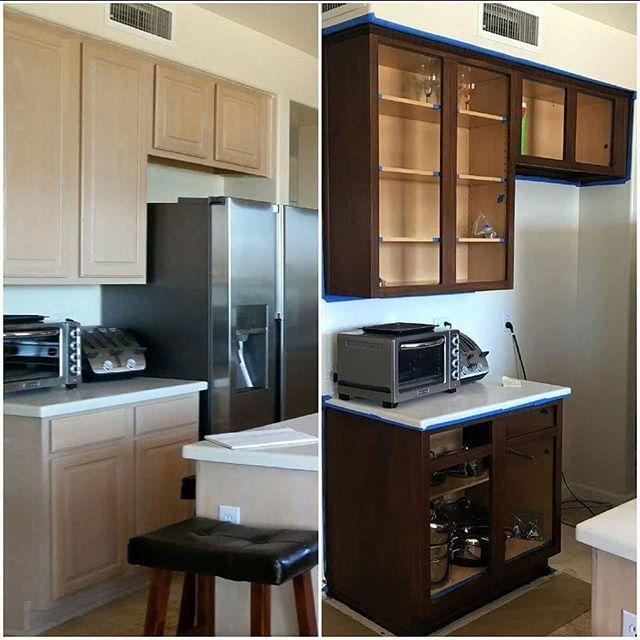 Kitchen Cabinets Scottsdale Az: 41 Best Java Gel And Antique Walnut Gel Stain Images On
