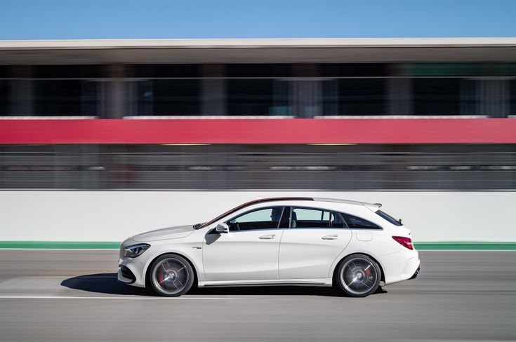 From a performance driven exterior to an equally impressive interior, the Mercedes-AMG CLA 45 is the full package.