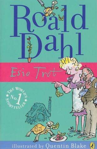 2015 Reading: #3 Roald Dahl's Esio Trot | It's Time to Read!